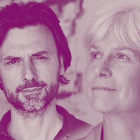 Marli Huijer en Frank Meester