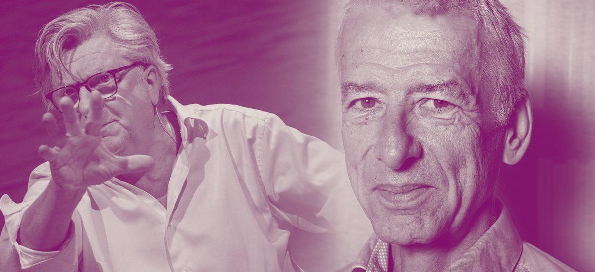 Han Kerckhoffs en Maarten van Buuren