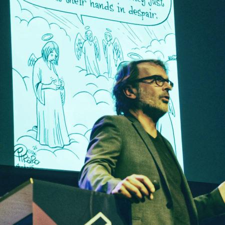 Denken over online/offline met Hans Schnitzler